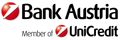 Logo UniCredit Bank Austria AG;